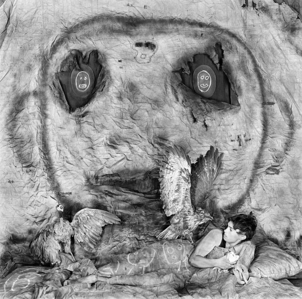 Roger Ballen Reveal Surreal Visions National