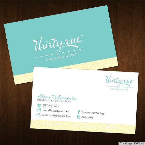 Examples Business Cards