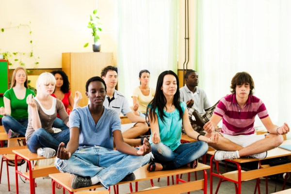 Mindfulness and School
