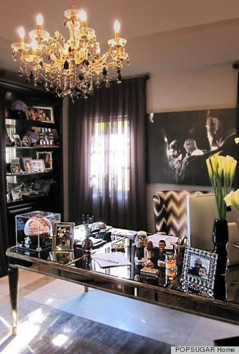 Khloé Kardashian's House Is Just As Glamorous As She Is PHOTOS