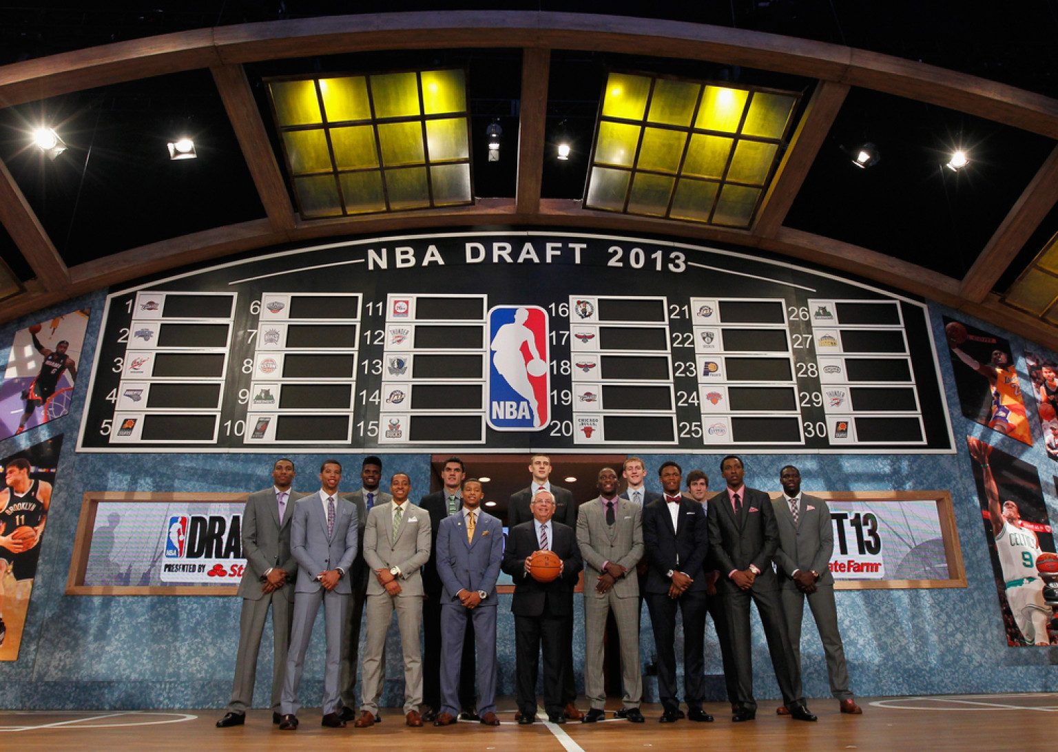 Anthony Bennett Goes No. 1 In 2013 NBA Draft To Cleveland Cavaliers
