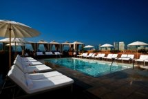 Best Hotel Pools in Beverly Hills