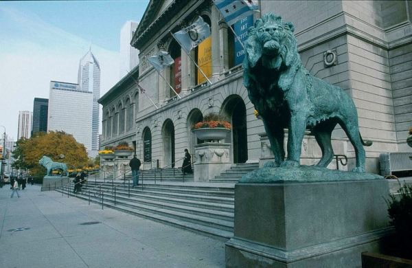 Museums In U. Art Institute Of Chicago Takes