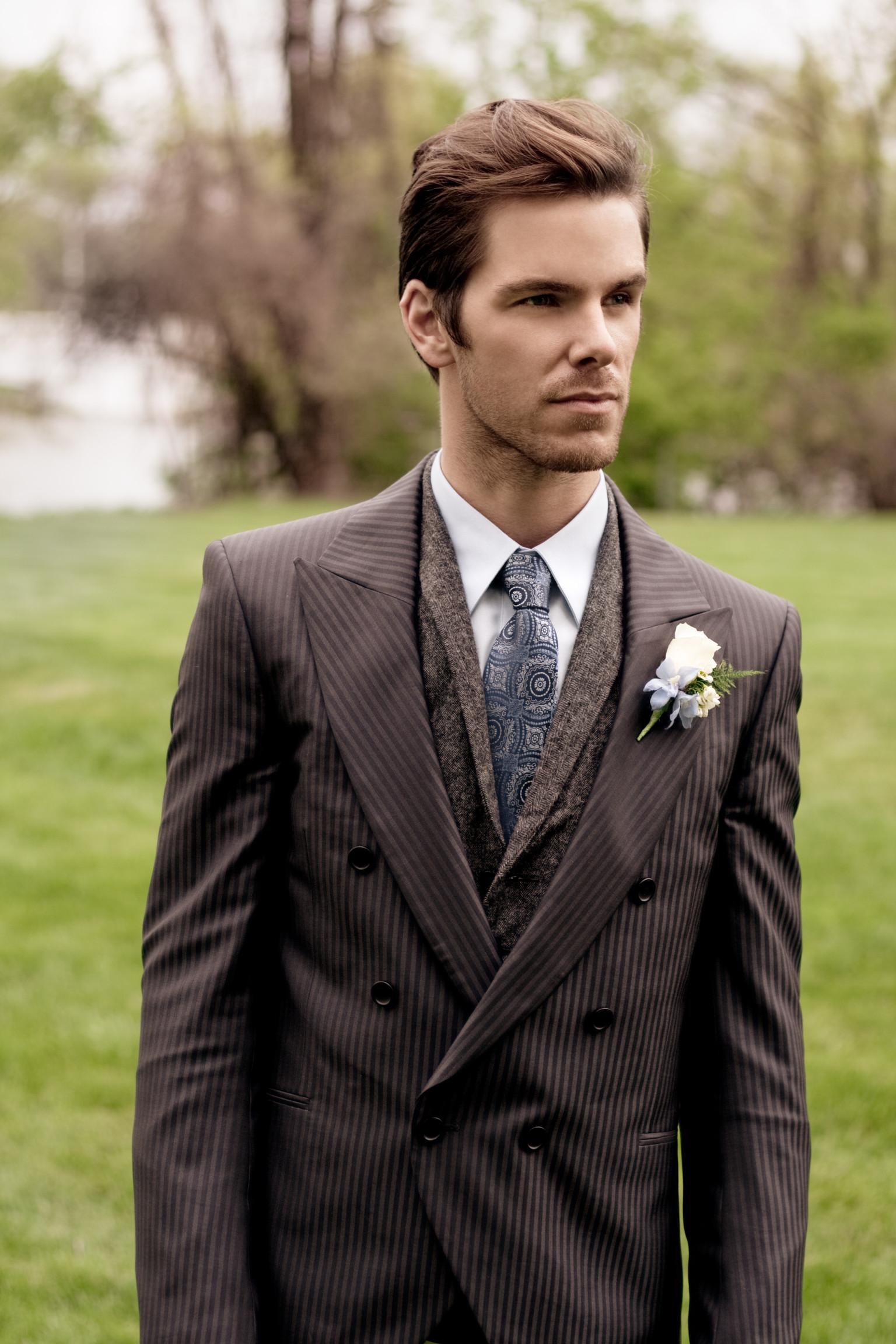 Formal Wedding Attire Male Guests