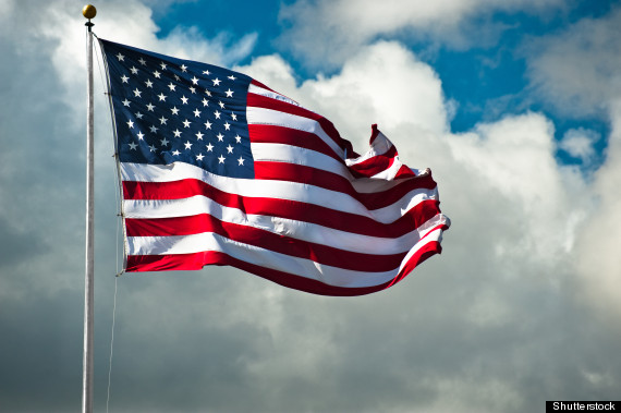 The 10 Sexiest American Flags Photos Huffpost