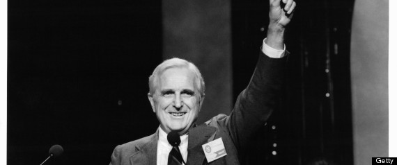 Getty - Doug Engelbart circa 1998