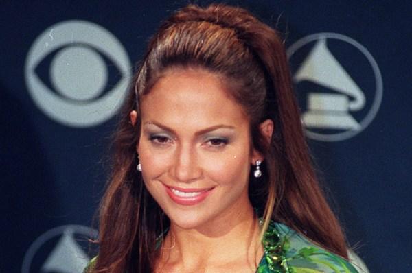 Jennifer Lopez Green