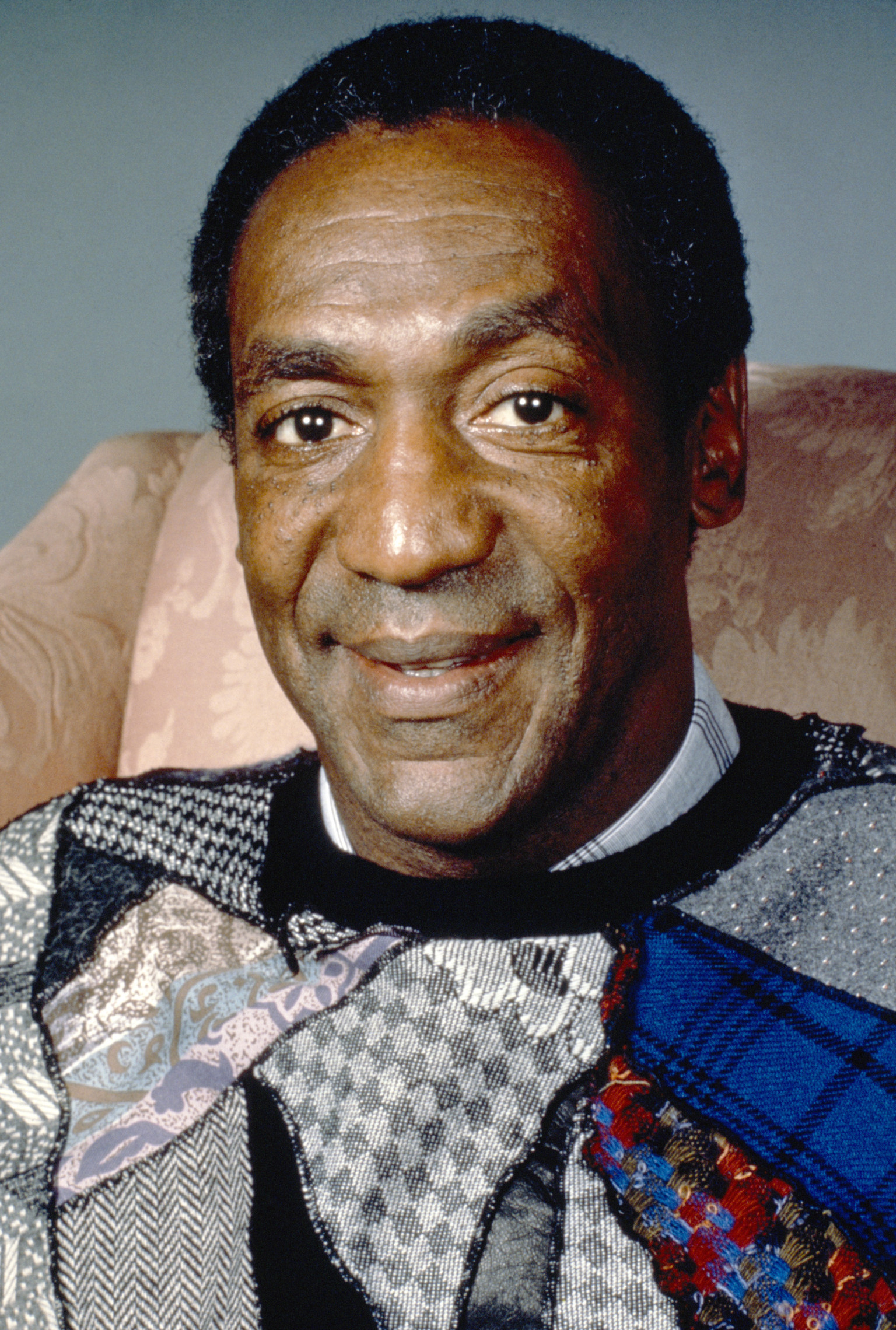 Bill Cosby Sweaters Meet Designer Koos Van Der Akker