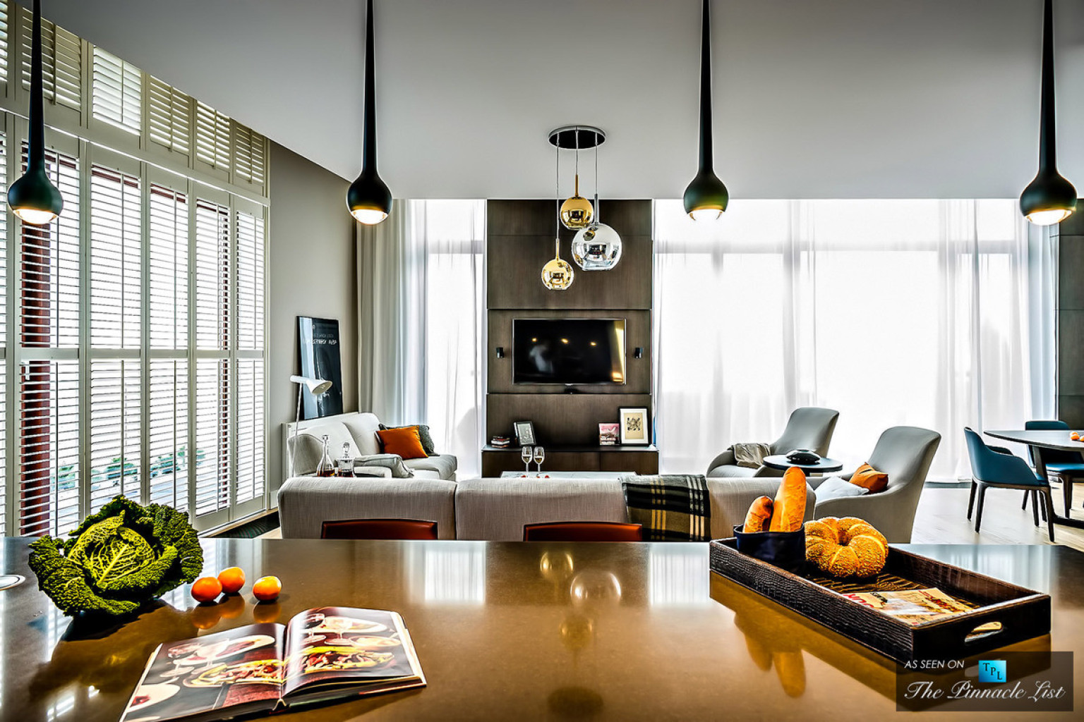 Nowe Powile Penthouse In Warsaw Poland Has The Most
