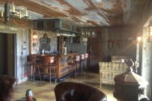 Rustic Basement Man Cave Bar Ideas