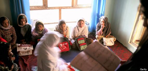 woman afghanistan book