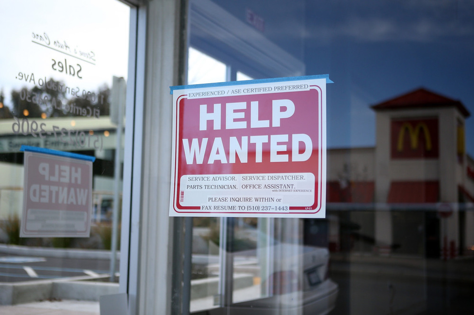 The Disturbing Nature Of America's Part Time Jobs Recovery