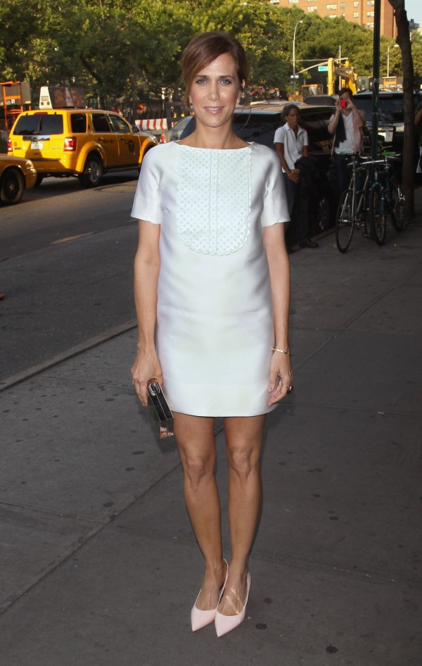 Kristen Wiig 'bridesmaids 2' ''