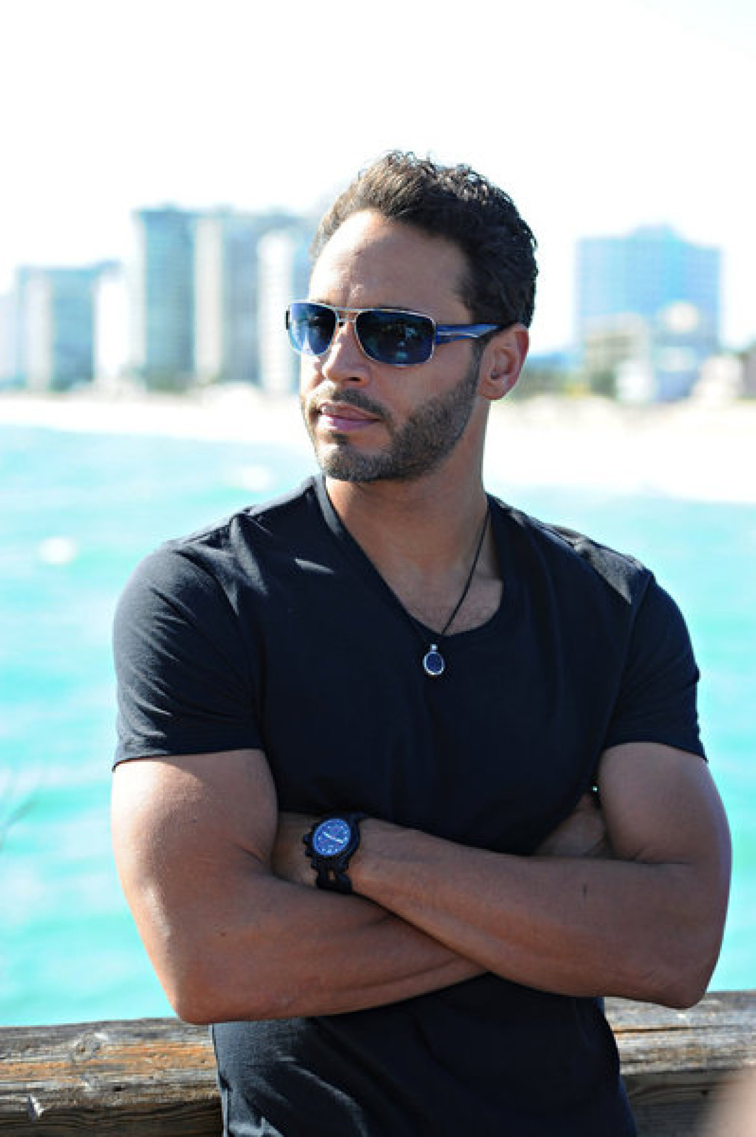 Graceland Daniel Sunjata On Briggs NA Group And How