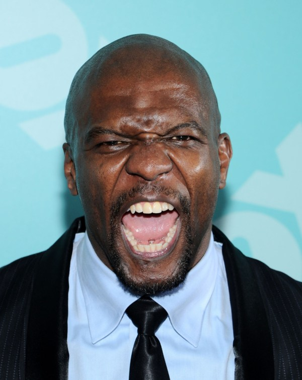 Terry Crews Comic- King Of Nerds