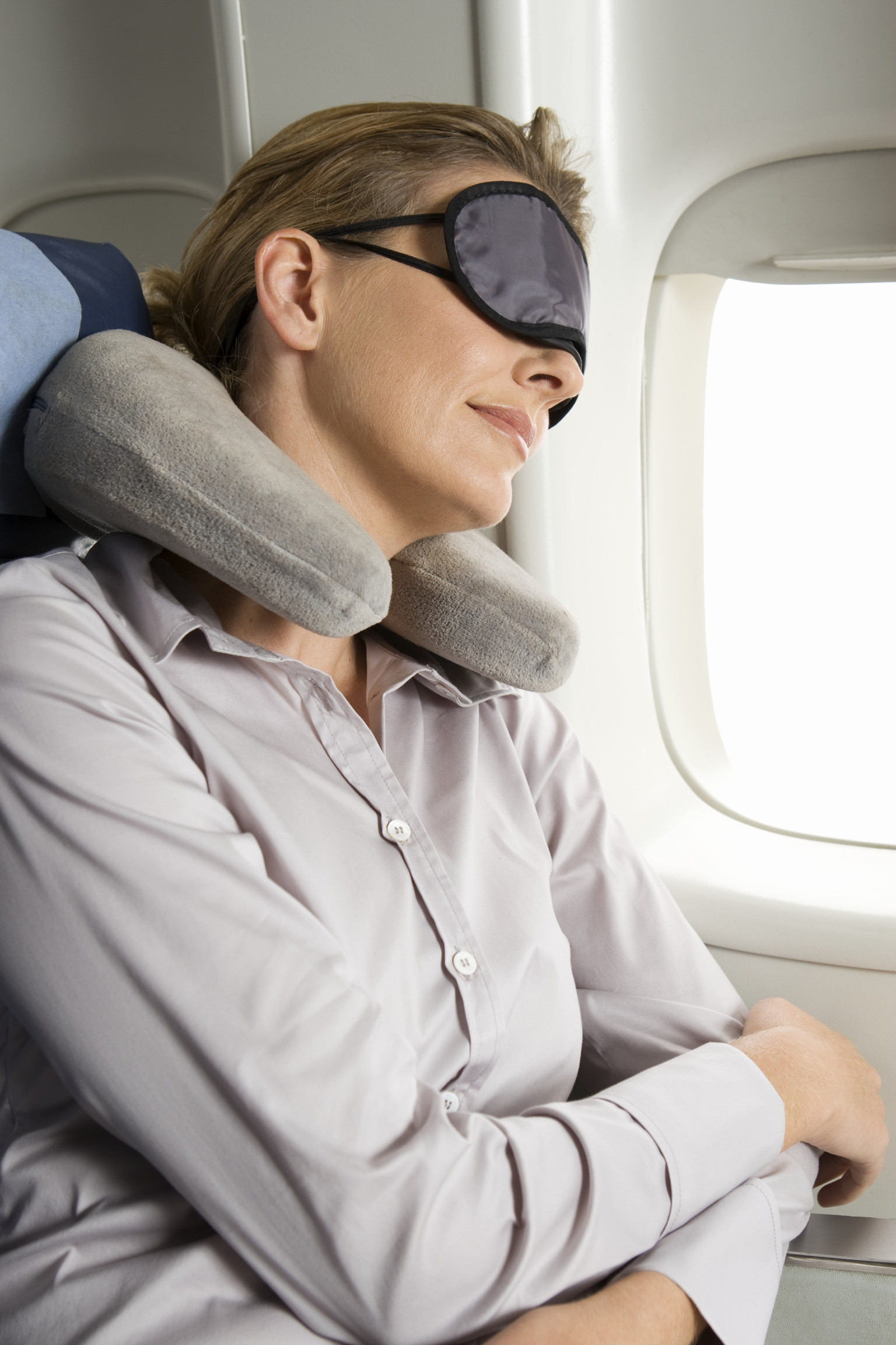 How to Survive a RedEye Flight  HuffPost