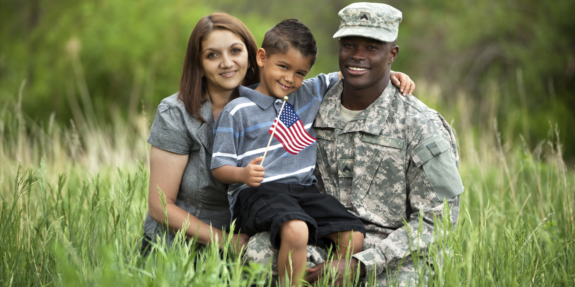Child Trends Study Reveals The Toll Parents Military