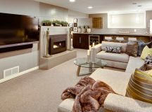 8 Awesome Basements We Wouldn't Mind Hang Out In -- All ...