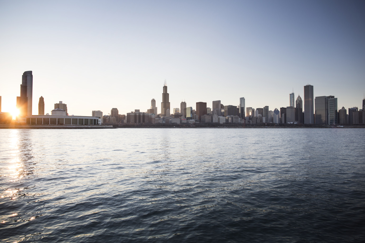Chicago Weather FallLike Saturday Temperatures Break 30
