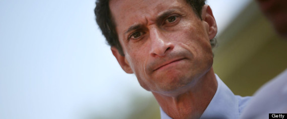 Anthony Weiner Sex Scandal