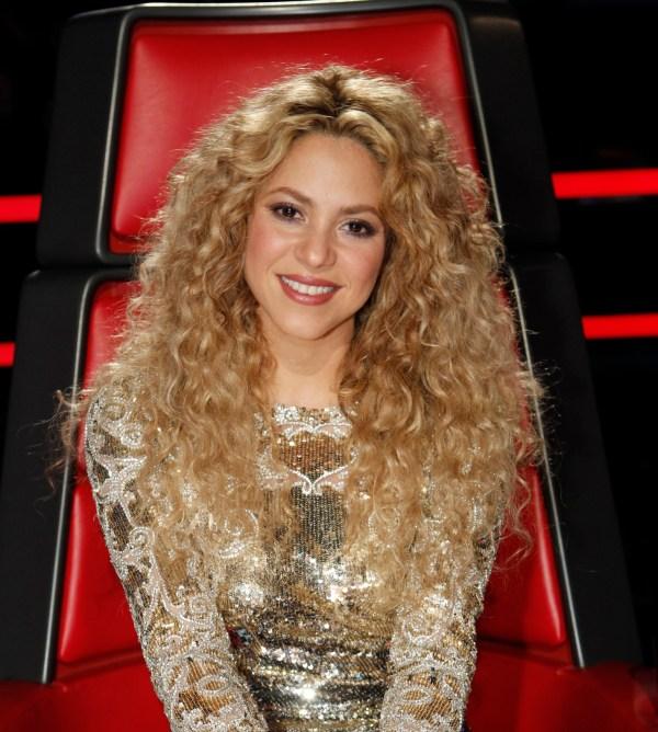 Shakira Voice