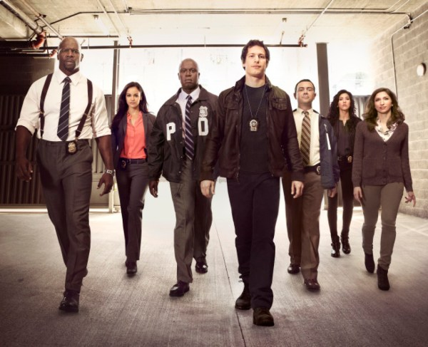 'brooklyn Nine-nine' Stars Andy Samberg Andre Braugher And Terry Crews Talk Fox Comedy