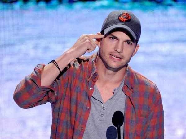 Ashton Kutcher Reveals 'real' Teen Choice Awards