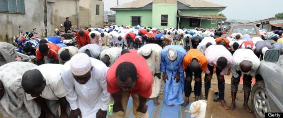 nigeria mosque shooting