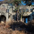 Abandoned japanese home was once a grand mansion now mysteriously