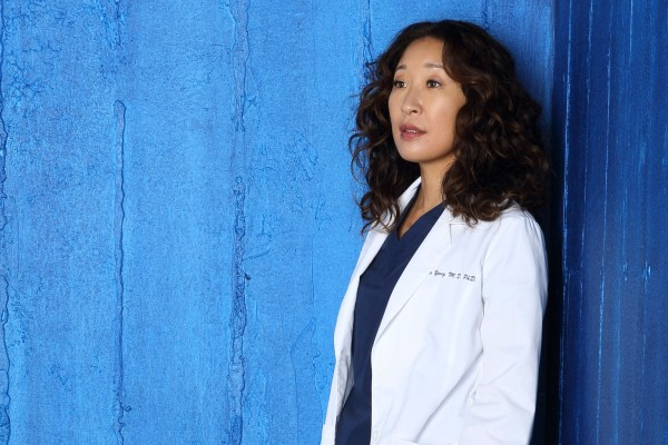 Sandra Leaving 'grey' Anatomy' Huffpost