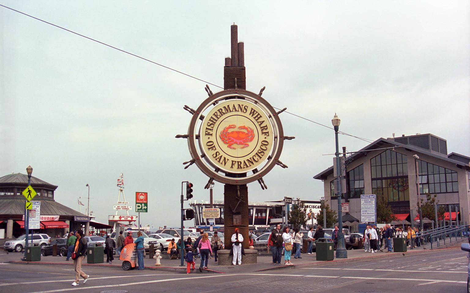 Seafood Fishermans Wharf San Francisco