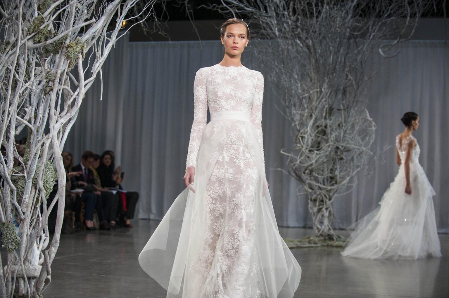 Wedding Dress Trends For 2013 Revealed By Randy Fenoli Of