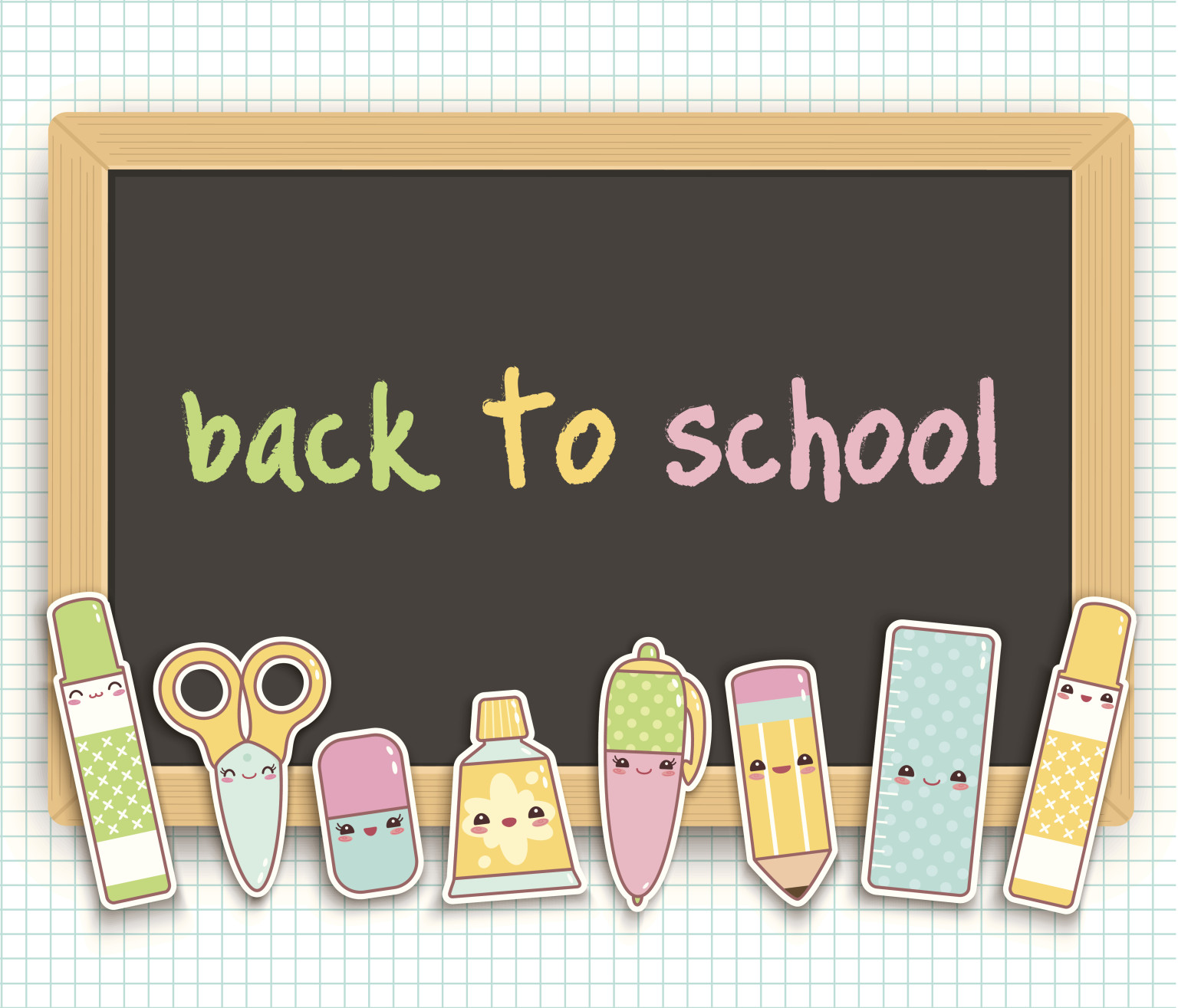 Back To School No More
