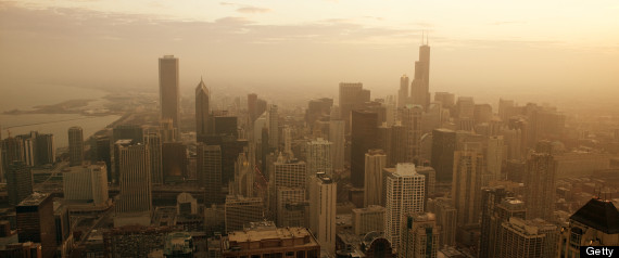 Image result for chicago pollution