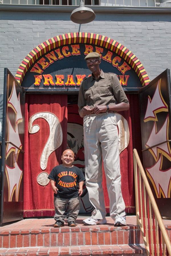 George Bell Tallest American Meets Gabriel Pimentel