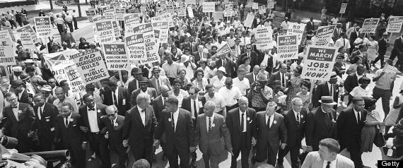 march on washington facts