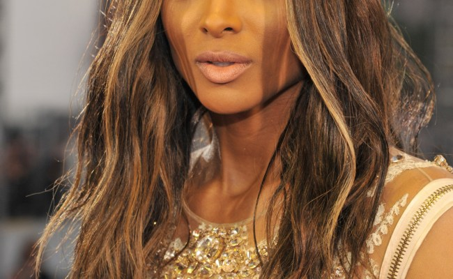 Ciara Goes Super Sheer In Givenchy For The Vmas Photos
