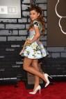 Ariana Grande' Vmas 2013 Red Carpet Dress -pretty