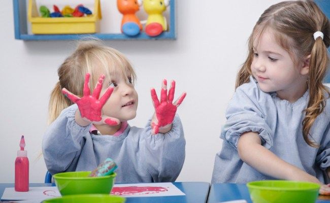The Day Care Dilemma How Does Opting Out Impact Kids Huffpost