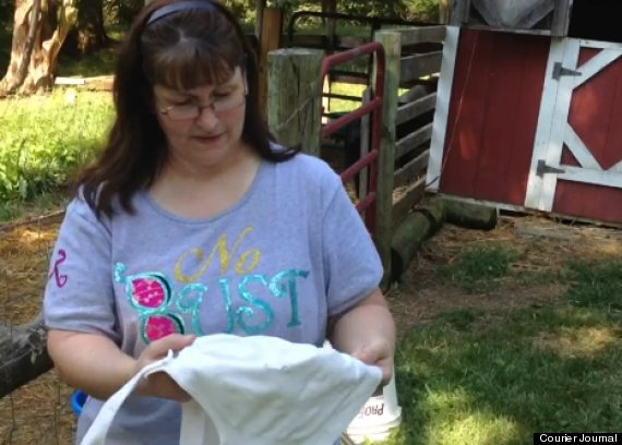 Goat In A Bra Is Udderly Fabulous VIDEO HuffPost