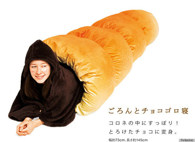 Japanese Bread Beds Are A Delicious New Trend