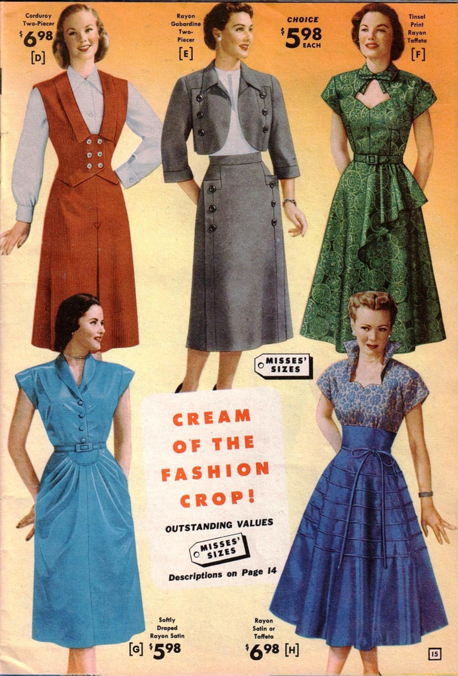ios clothing catalog