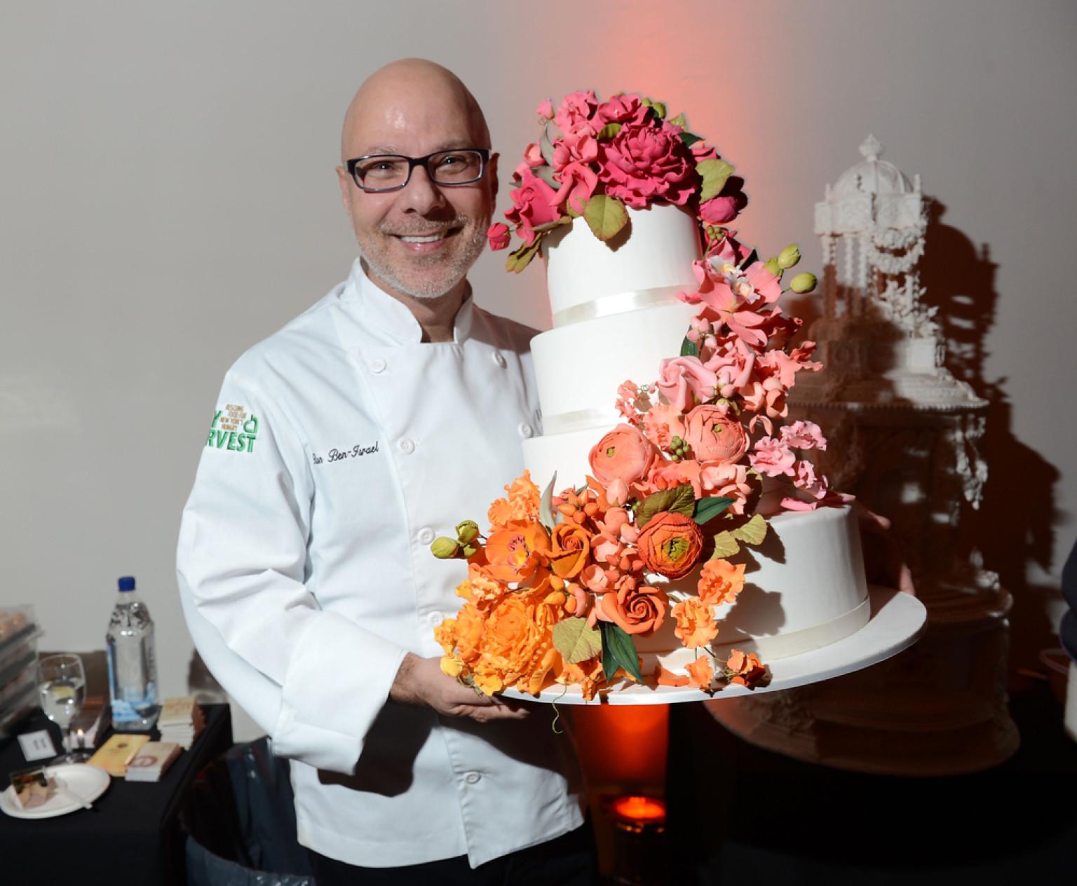 Diy Wedding Cake Ron Ben Israel Talks Cake With A Rookie