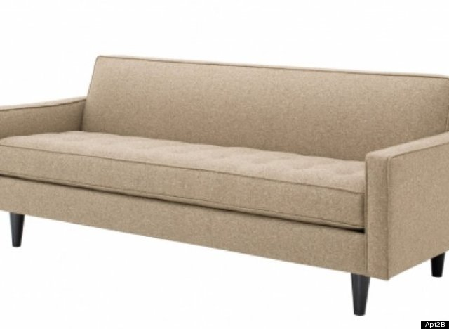 6 Couches For Small Apartments That Will Actually Fit In Your Space PHOTOS  HuffPost
