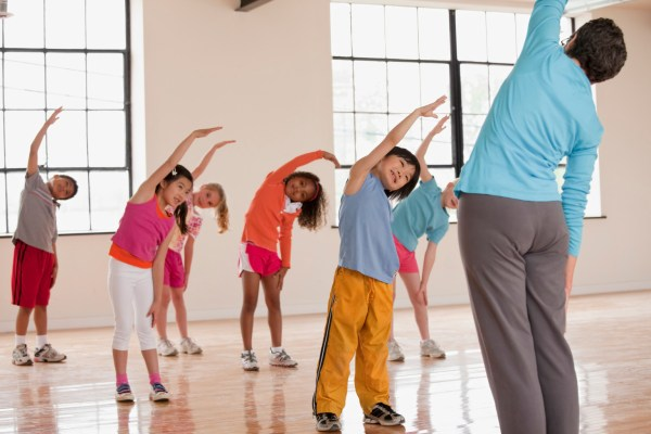 Children Physical Education