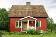 Home In Sweden Bright Charming And Full Of Wildlife