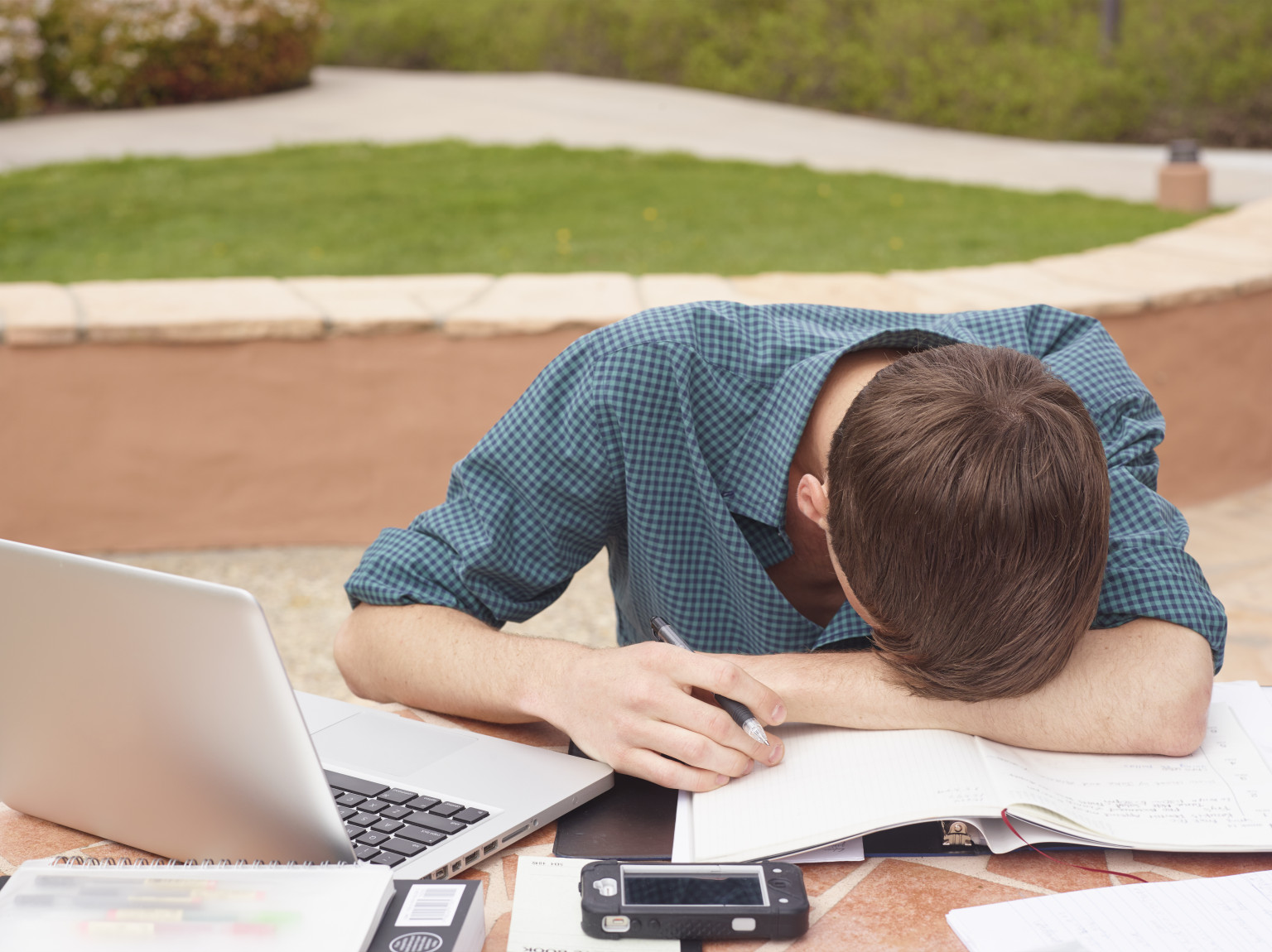 Teenagers Who Get Stressed Over Exams Get Lower GCSE ...