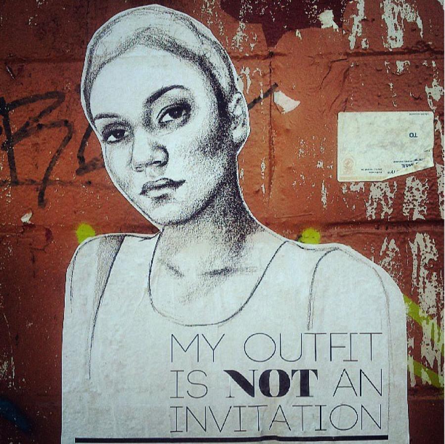 Public Art Project Addresses Gender-based Street Harassment In Big Huffpost