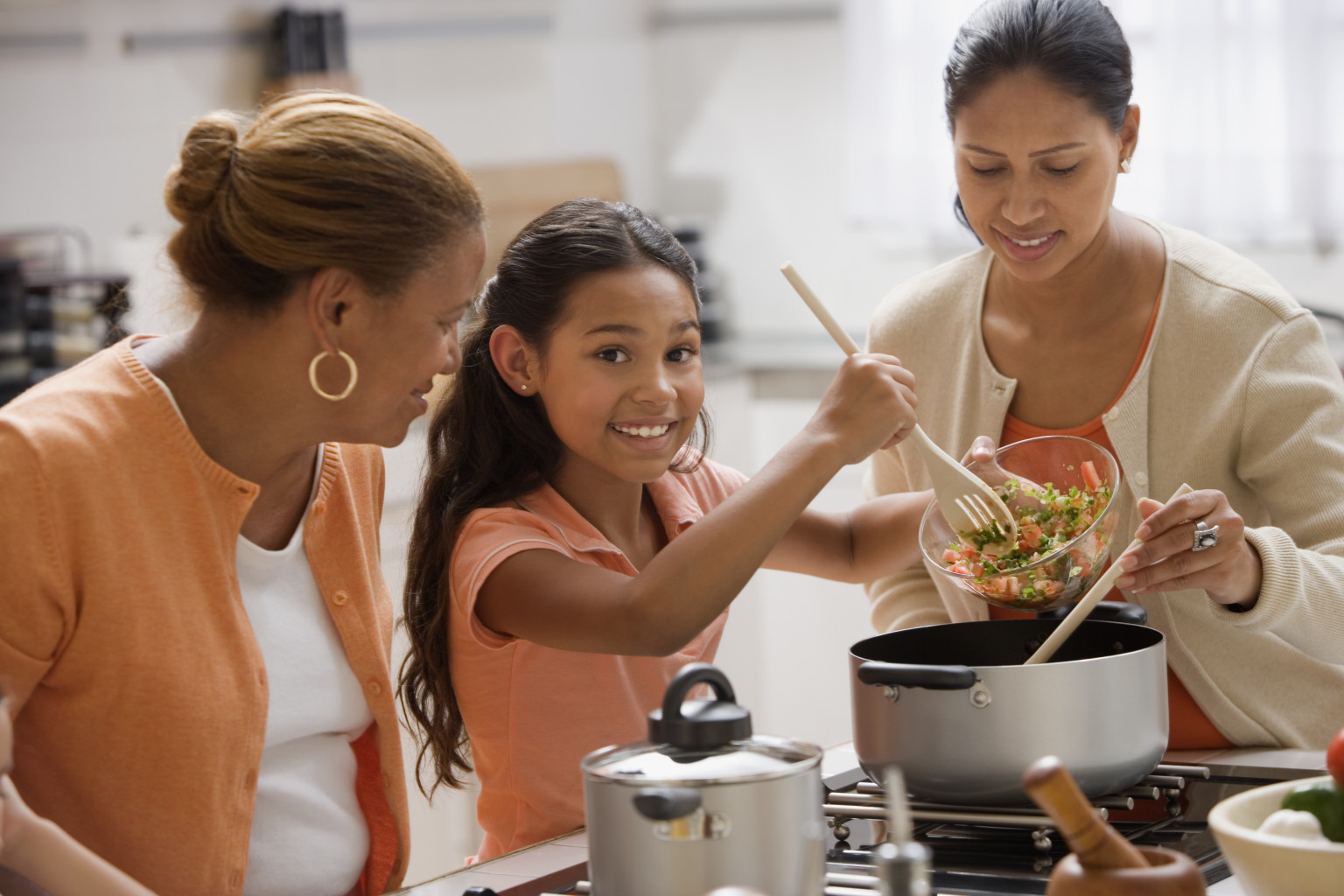 Cooking Fun Cooking Healthy With ChopChop Magazine and