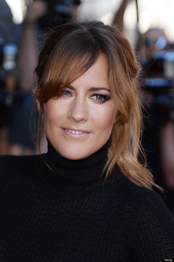 Xtra Factor Host Caroline Flack Reveals She Had Therapy